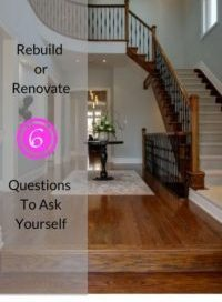 Are you ready to renovate your home?