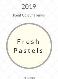 Immage of Paint Colour Trends